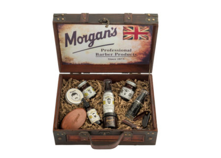 E-commerce product photography for Morgan's