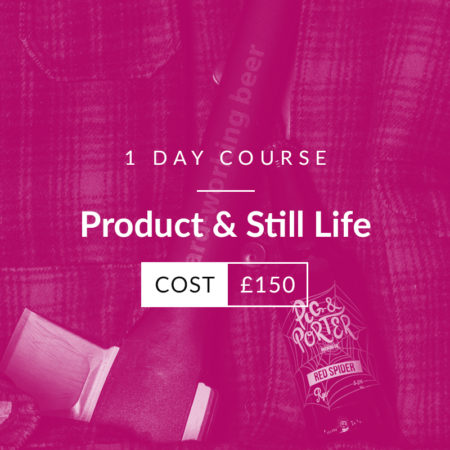 Product & Still Life Photography Course