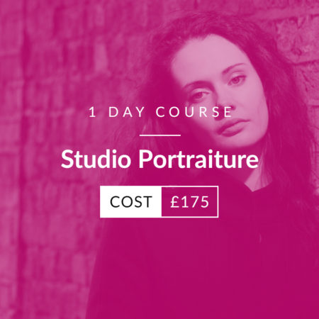 Studio Portraiture Photography Course